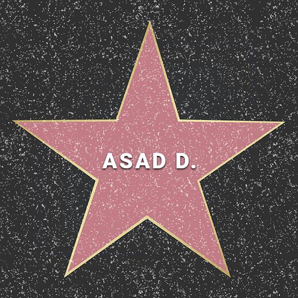 Asad D