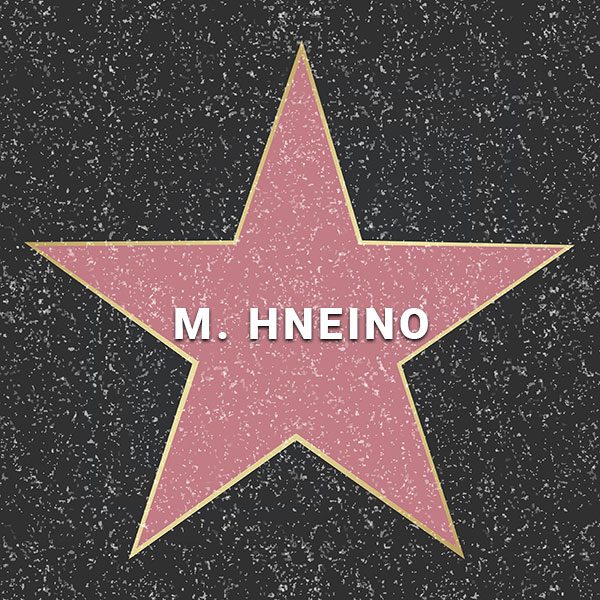 M Hneino